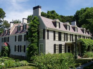 A Tour of Some of the Most Beautiful Presidential Homes